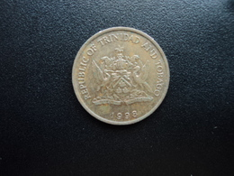 TRINITÉ ET TOBAGO : 5 CENTS   1998      KM 30     SUP - Trinité & Tobago