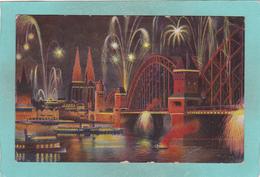 Old Postcard Of Coln,Cologne, North Rhine-Westphalia, Germany,,K27. - Koeln