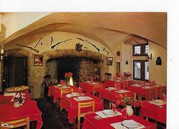 2 CPM Villefort/La Garde-Guérin : Auberge Regordane (relais équestre) : Salon Et Salle à Manger - Villefort