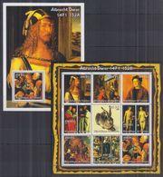 F21. Guinea - MNH - Art - Paintings - Art