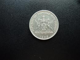 TRINITÉ ET TOBAGO : 25 CENTS   1993      KM 32       SUP+ - Trinité & Tobago