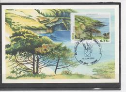 SAINT-PIERRE Et MIQUELON - Paysage - Site : La Pointe Du OUEST - Tourisme - - Cartes-maximum