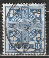 Irlanda 1940 Celtic Cross - 1937-1949 Éire