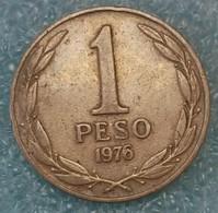 Chile 1 Peso, 1976 ↓price↓ - Chile