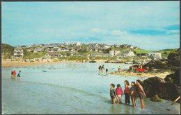 Polzeath, Cornwall, C.1970s - Photo Precision Postcard - England