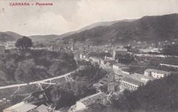 CARTOLINA - POSTCARD - CARRARA - PANORAMA - Carrara