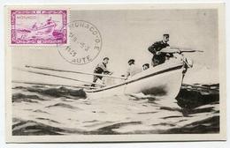!!! CARTE MAXIMUM DE MONACO CACHET DE 1949 - Cartoline Maximum