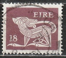 Irlanda 1981 Stylised Dog, 7th Century Brooch - Animali Stilizzati | Cani | Cultura | Gioielleria - 1949-... Repubblica D'Irlanda