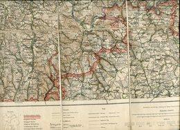 Baden / Aeltere Landkarte (Blatt 2), Groesse Ca. 55x33 Cm (12195-70) - Baden