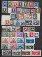 SLOVAQUIE - COLLECTION 1939/1945 **/* - COTE > 100 EUR + SOUVENT PLUS-VALUE - Ongebruikt