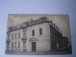Doornik - Tournai // Pensionnat - Chaussee De Lille // Facade 1 // 19?? - Tournai