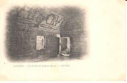 (37) Indre Et Loire - CPA - Loches - Le Cachot De Ludovic Sforza - Loches
