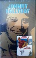 K7 VHS Neuve Johnny Hallyday D'où Viens Tu Johnny ? Objet Colector - Crime