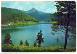 Lago Di Tenarda Alta Val Nervia - Imperia