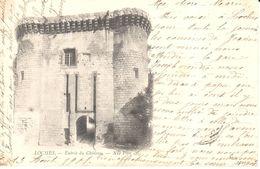 (37) Indre Et Loire - CPA - Loches - Entrée Du Château - Loches
