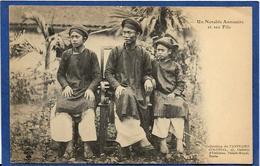 CPA Annam Types Asie Indochine Non Circulé - Viêt-Nam