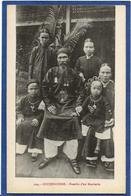 CPA Cochinchine Types Asie Indochine Non Circulé Mandarin - Viêt-Nam