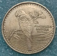 Colombia 200 Pesos, 2012 Parrot On The Obverse ↓price↓ - Colombia