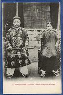 CPA Cochinchine Types Asie Indochine Non Circulé Notable - Viêt-Nam