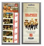 België/Belgique 2009 Duostamp Suske & Wiske: Texasrakkers Bob & Bobette: Diables Du Texas (Vandersteen) - Blokken 1962-....