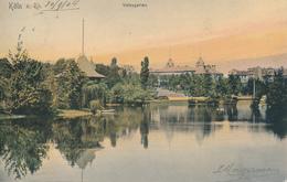CÖLN - 1904 , Volksgarten - Koeln