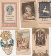 1 LOT De 235 IMAGES PIEUSES - Religion & Esotérisme