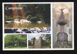 Campénéac (56) : Forêt De Brocéliande, Châteaignier Aux Galicelles, Château De Trécesson Et Diable De La Chaise - France
