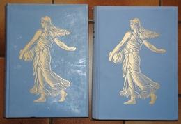 Encyclopédie Des Postes, Télégraphes Et Téléphones 2 Volumes 1957 - Encyclopaedia
