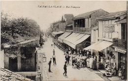 Cpa 34 - Valras La Plage – Rue Française - France
