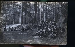 SCOUTES  PHOTO CARTE 1943 - Scoutisme