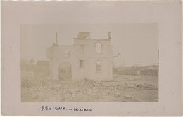 Cpa 55 – Revigny – Mairie, Carte-photo - Revigny Sur Ornain