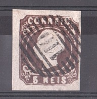 Portugal - 1862/64 - N° 13 - Louis 1er - Usati