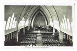 CPA - Carte Postale-Belgique - Kontich - Binnenzicht - Ste Rita-Kerk 1940-S1434 - Kontich