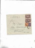 Brief Vom Westerwald Nach Schloss Clarwangen Schweiz 1923 - Deutschland