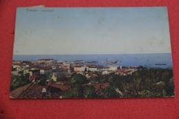Trieste Veduta Dall' Alto 1910 - Italy