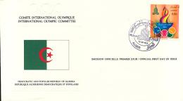 ALGERIE YVERT 714 FDC - Algérie (1962-...)