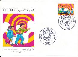 ALGERIE YVERT 734 FDC - Algérie (1962-...)