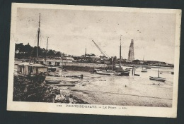 Pointe De Grave - Le Port     -  Zbh 62 - France