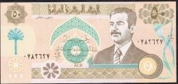 IRAQ  P75 50  DINARS    1991    UNC. - Iraq