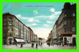 BUDAPEST, HONGRIE - JOZSEFKORUT-JOSEFSRING - ANIMATED - - Hongrie