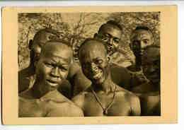 A 144  -  Tchad  -  Types De Sara De Port Archambault  - Photo René Moreau  -   Afrique Equatoriale Française - Afrique