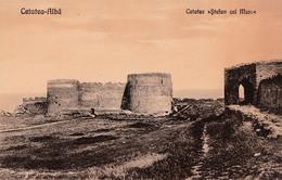 BASARABIA : CETATEA ALBA / AKKERMAN / BILHOROD : CETATEA STEFAN CEL MARE - ANNÉE ~ 1920 - '25 (ab878) - Ukraine