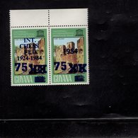610955338 GUYANA 1984  ** MNH SCHAAK ECHEC CHESS SCHACH SCOTT 769A - Scacchi