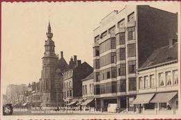 Merksem Merxem Gemeentehuis En Building ESCA Art Deco Bredabaan - Antwerpen