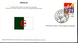 ALGERIE YVERT 753 FDC - Algérie (1962-...)