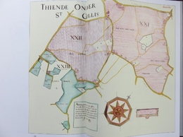 Het Kaart- En Goederenboek Van De Abdij Van Zwijveke (1737-1738) - Leo Pée - 2012  - Dendermonde - History