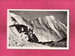 74 Hte Savoie, Chamonix-Mont-Blanc, Refuge De L'Aiguille Du Gouter, Animée, (CAP) - Chamonix-Mont-Blanc