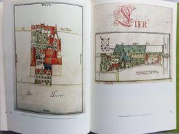 Heemkunde: Kaartboek Van De Sint-Bernardsabdij Hemiksem 1666 - 1671  (cartografie- Sint-bernardusabdij - Bornem ) - Histoire