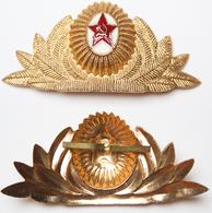Militaria-insigne De Béret_23_insigne Russe - Armée De Terre
