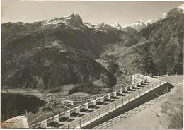X3525 Colle Santa Lucia (Belluno) - Panorama Dal Belvedere Verso Caprile E Val Pettorina / Viaggiata 1961 - Altre Città